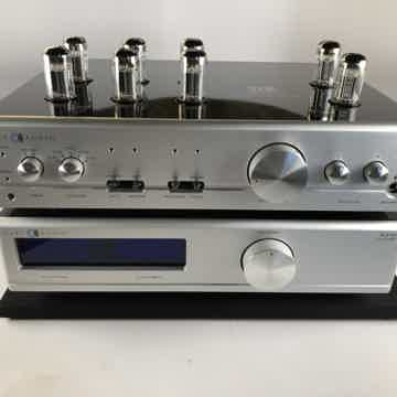 Cary Audio SLP-05 Two Chassis Tube Preamp - Complete An...