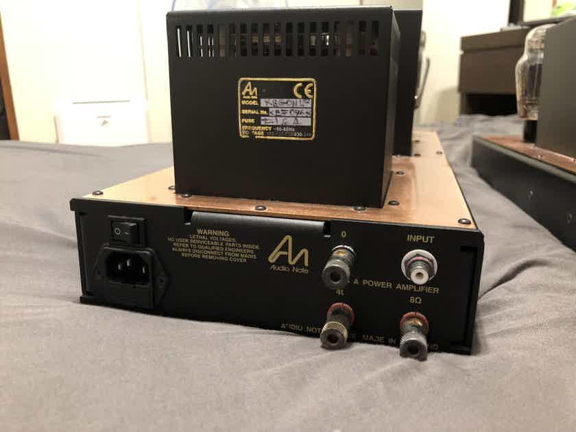 Audio Note (UK) Kegon low gain (mono mono amplified)