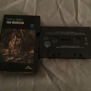 Van Morrison Pre Recorded Cassette  Tupelo Honey