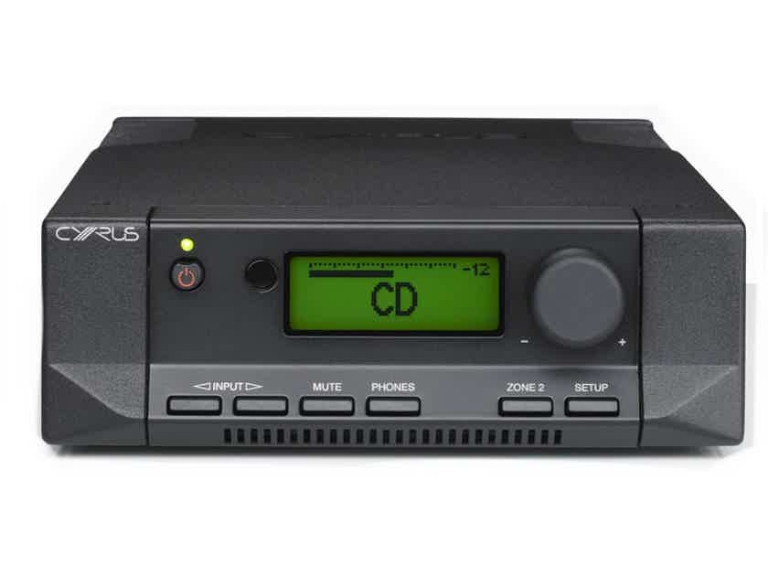 Cyrus 6a Integrated Amplifier: EXCELLENT Condition Demo; 50% Off; Free Shipping