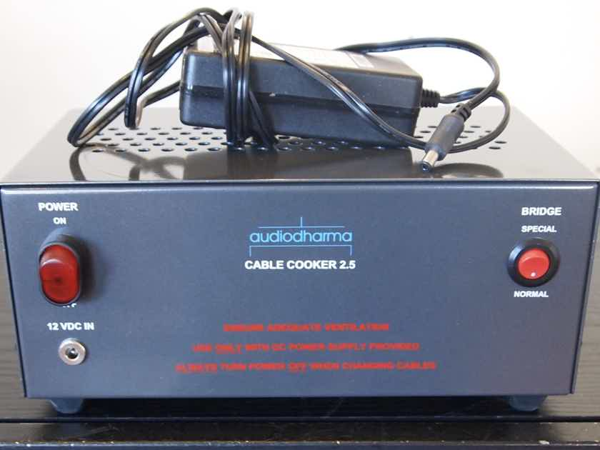 Audiokharma Cable Cooker 2.5