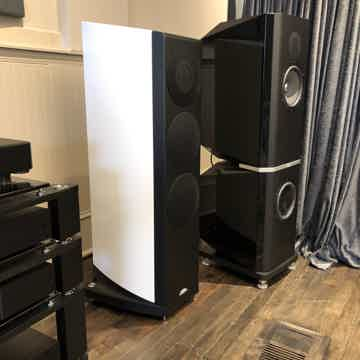 Naim Ovator S-600 - Satin White Finish - Customer Trade...