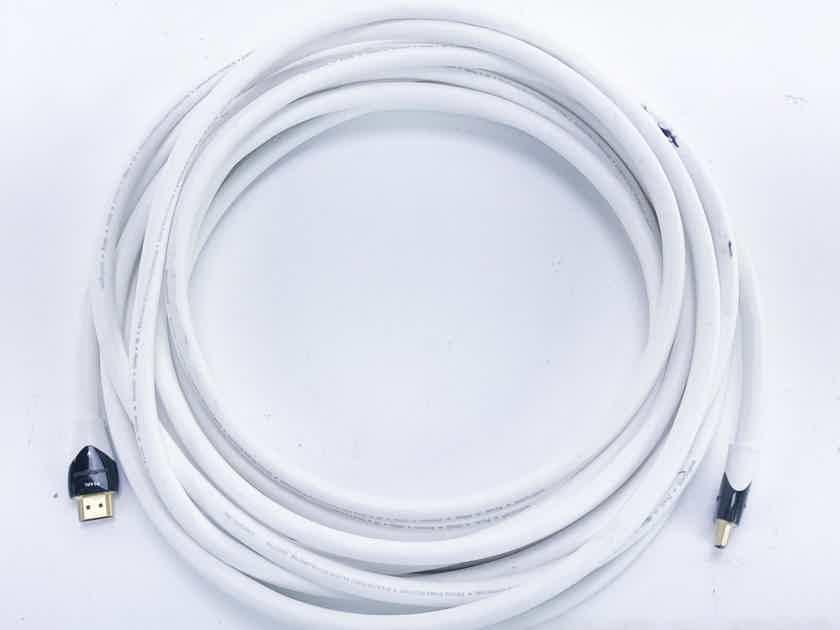 AudioQuest Pearl HDMI Cable; Single 8m Interconnect (16645)