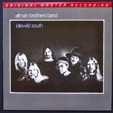 MFSL LP  Allman Brothers  Idlewild South
