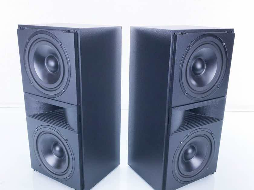 Triad Classic InRoom Gold LCR Front Bookshelf Speakers; Black Pair (13827)