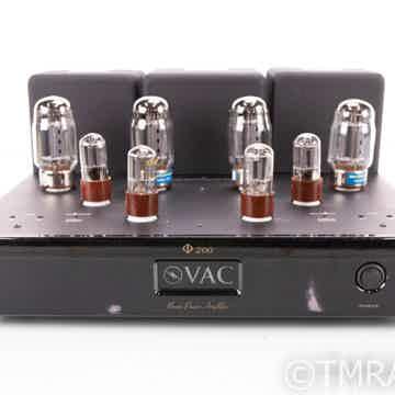 V.A.C. Renaissance Phi 200 Stereo Tube Power Amplifier