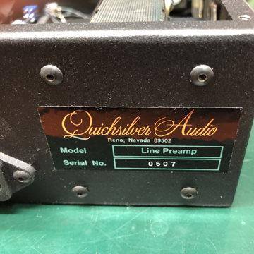 Quicksilver Remote Linestage