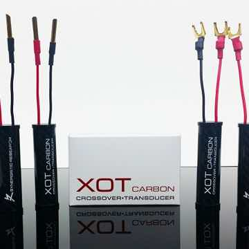 Synergistic Research XOT Carbon - Crossover Transducer
