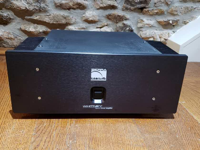 Sierra Audio Whitney