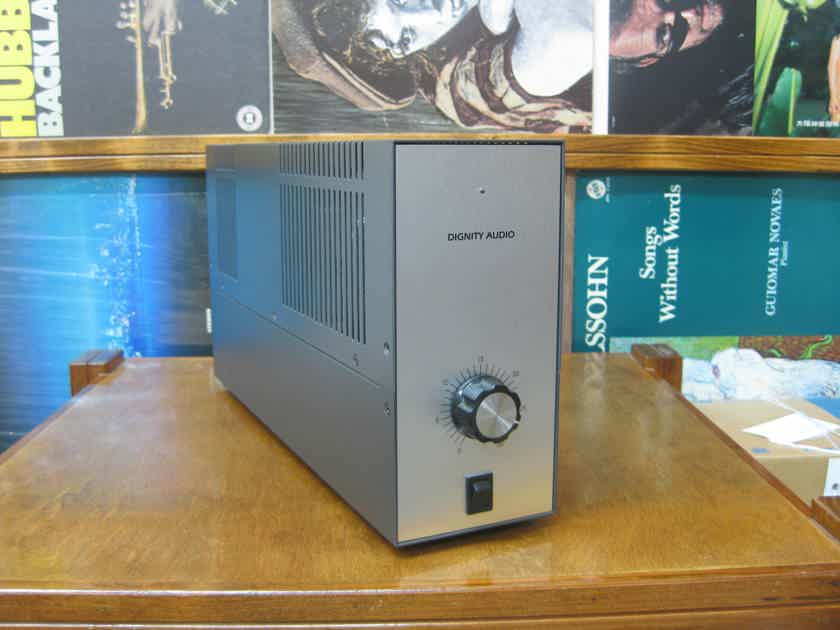 Dignity Audio 300B SE mono tube amplifier