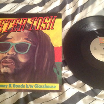 Peter Tosh Johnny B. Goode/Glasshouse