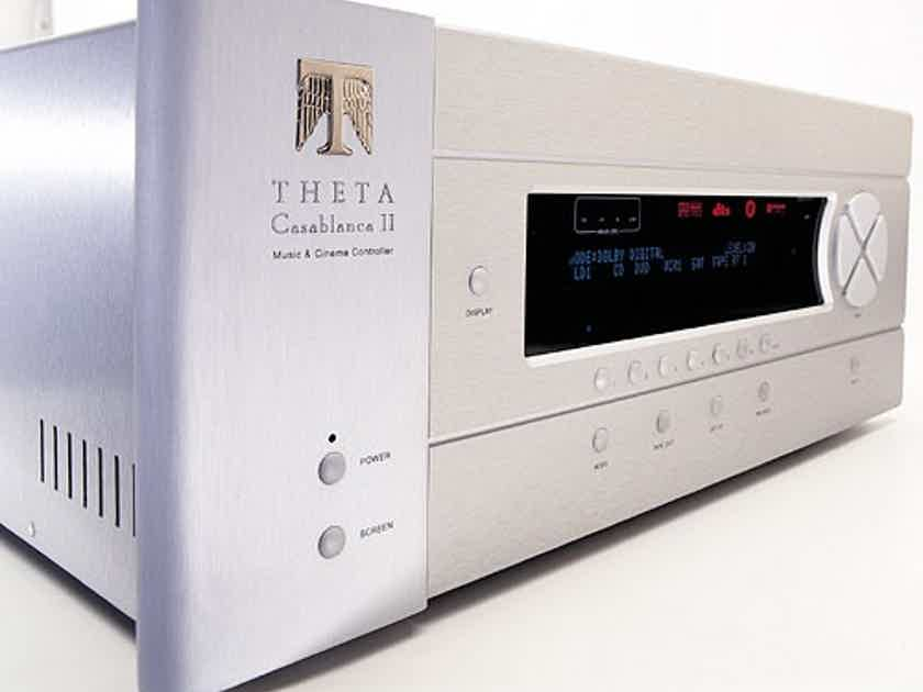 Theta Digital Casablanca 2 with Nice Dacs - Great condition !