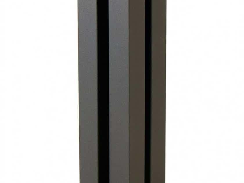 "Pangea DS-400 24"" Speaker Stands Black Pair (New / Open Box) (15834)"