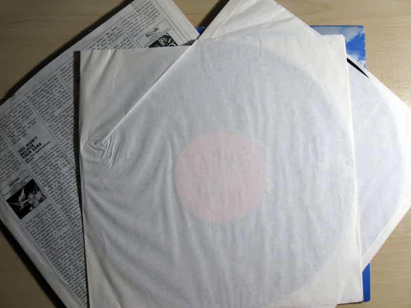 Various Rock Artists Compilation - The Music People - Triple LP Set 1972 Columbia C3X 31280