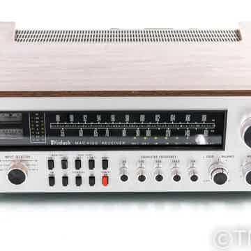 McIntosh MAC4100 Vintage Stereo AM / FM Receiver