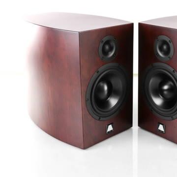 Living Sounds Audio LSA-10 Signature Bookshelf Speakers