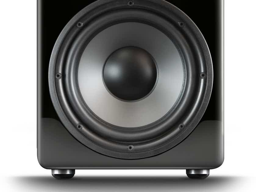 "PSB SubSeries 350 12"" Powered Subwoofer; High Gloss Black (New) (25841)"