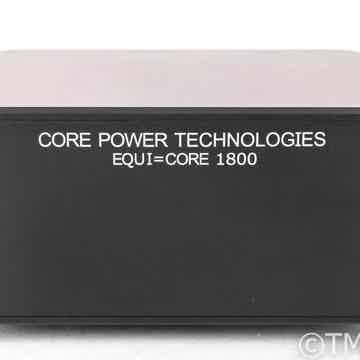 Core Power Technologies EquiCore 1800 AC Power Line Conditioner