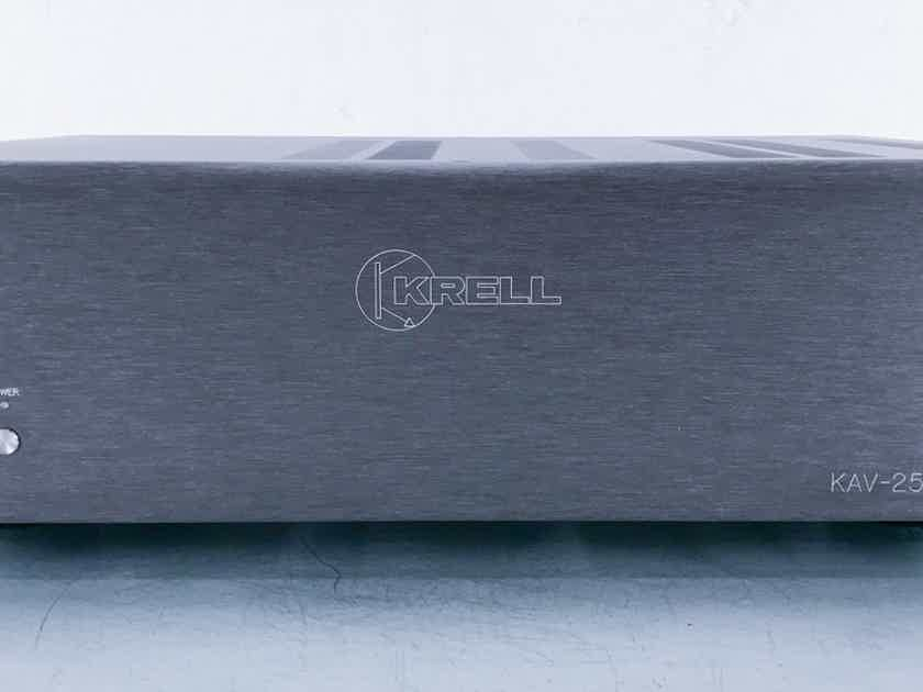 Krell KAV-250a Stereo Power Amplifier  (15524)
