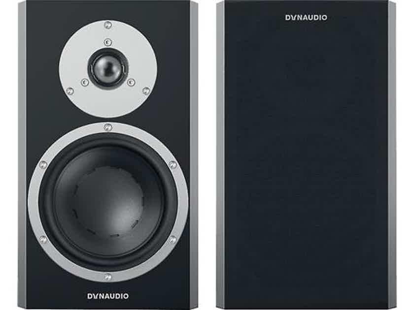 Dynaudio EXCITE X18 Bookshelf Speakers (Black): MINT TRADE-IN; 90 Day Warranty; 45% Off