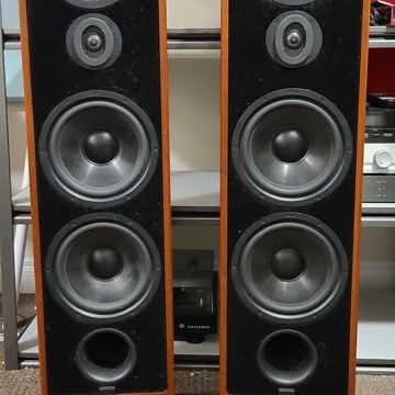 Ergo RC-A Loudspeakers.