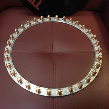 TTWeights Audio Ring Copper 32 Bullet Elite