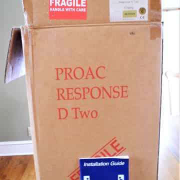 ProAc Response D Two