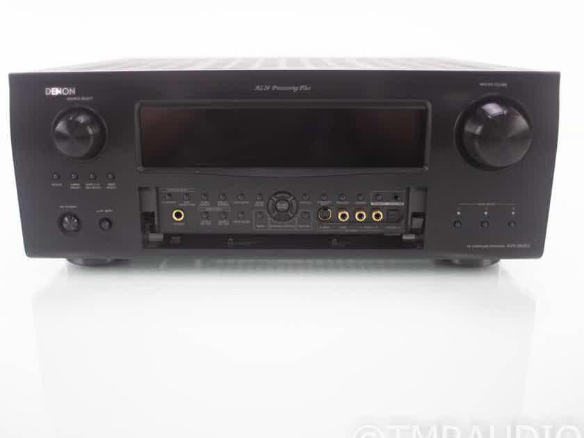Denon AVR-2808CI 7.1 Channel Home Theater Receiver; Processor (No Remote) (18630)