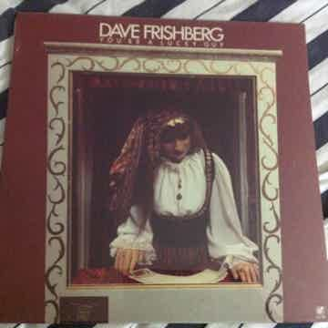 Dave Frishberg - You're A Lucky Guy Concord Jazz Record...