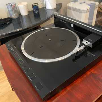 PS-X555es direct drive Biotracer turntable