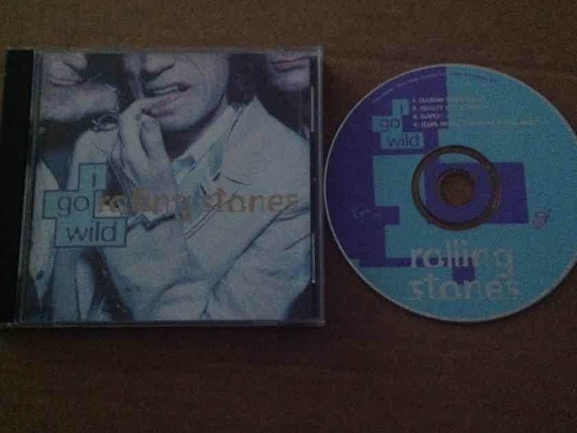 Rolling Stones - I Go Wild 4 Track Compact Disc  EP Rolling Stones Records