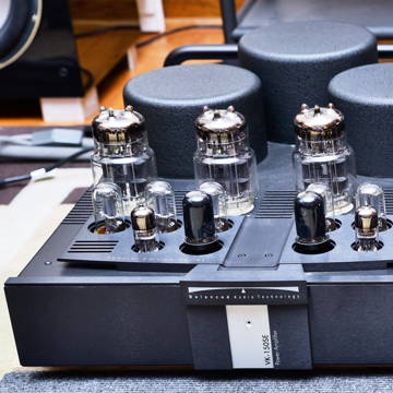 BAT VK-150SE Tube Mono Power Amplifier Special Edition