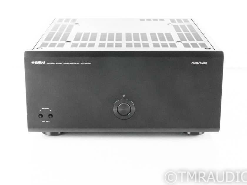 Yamaha Aventage MX-A5000 11 Channel Power Amplifier; MXA5000 (22714)
