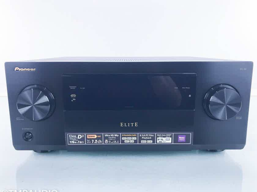 Pioneer Elite SC-82 7.2 Channel Home Theater Receiver SC82 (16217)