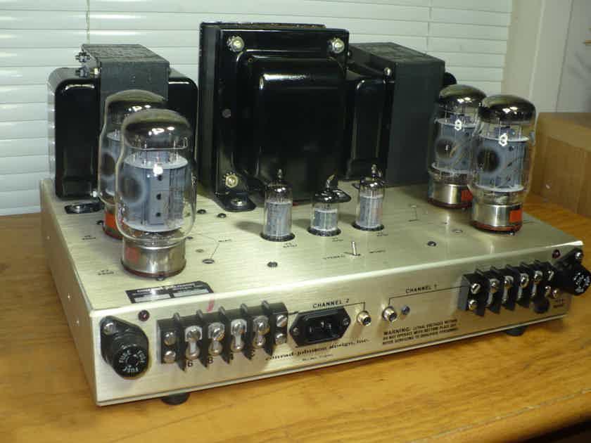 Conrad Johnson MV75a-1 Tube Amplifier