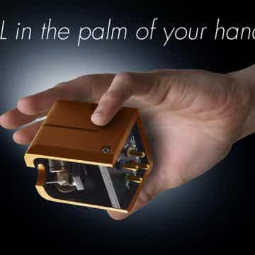 Allnic Audio Amber Moving Coil Cartridge