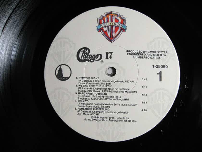 Chicago - Chicago 17 - 1984 Warner Bros. Records 9 25060-1