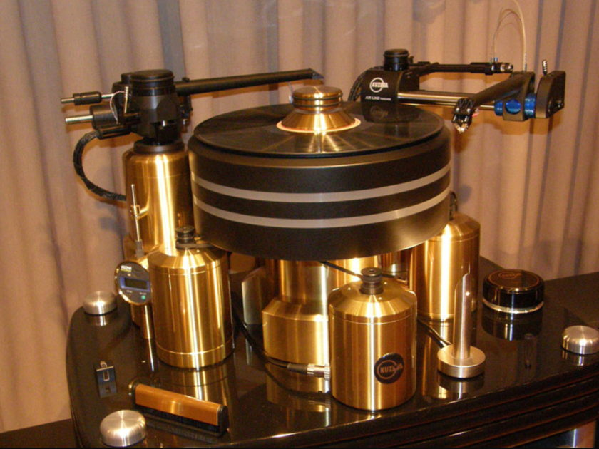 Kuzma XL Reference XL-4 model with Airline tonearm! Reduced to $20k!!!