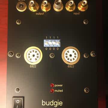 Parks Audio Budgie Phono Pre-Amp
