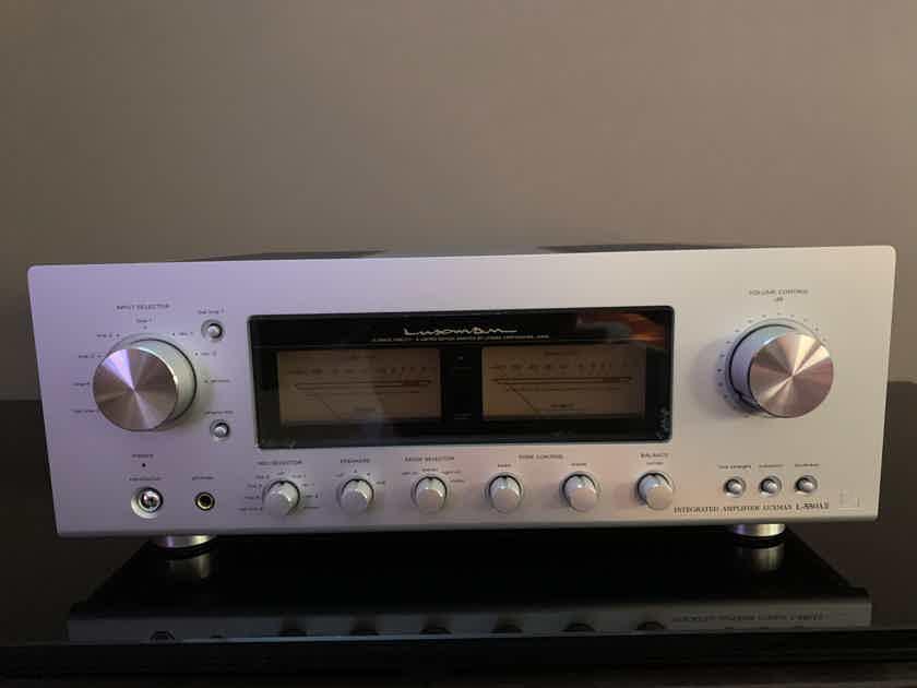 Luxman L-550a mkII