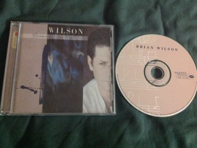 Brian Wilson - Brian Wilson Rhino Expanded Edition 25 Tracks Promo Compact Disc