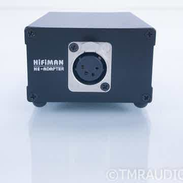 HiFiMan HE Adapter Speaker Amplifier / Headphone Interface