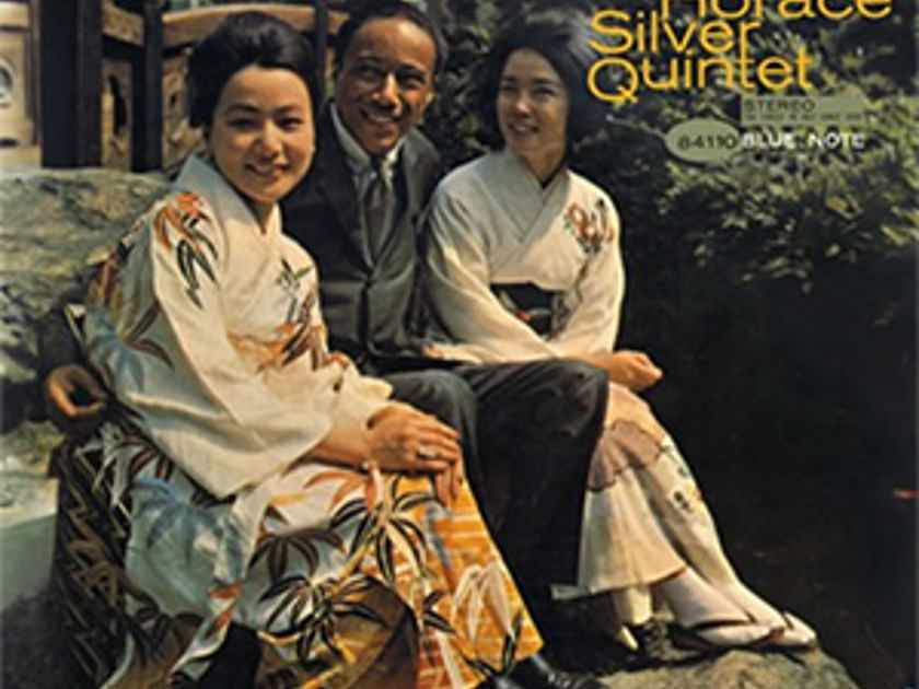 Horace Silver Quartet - The Tokyo Blues 45 rpm, 2Lps, limited edition nalogue Productions Blue Note