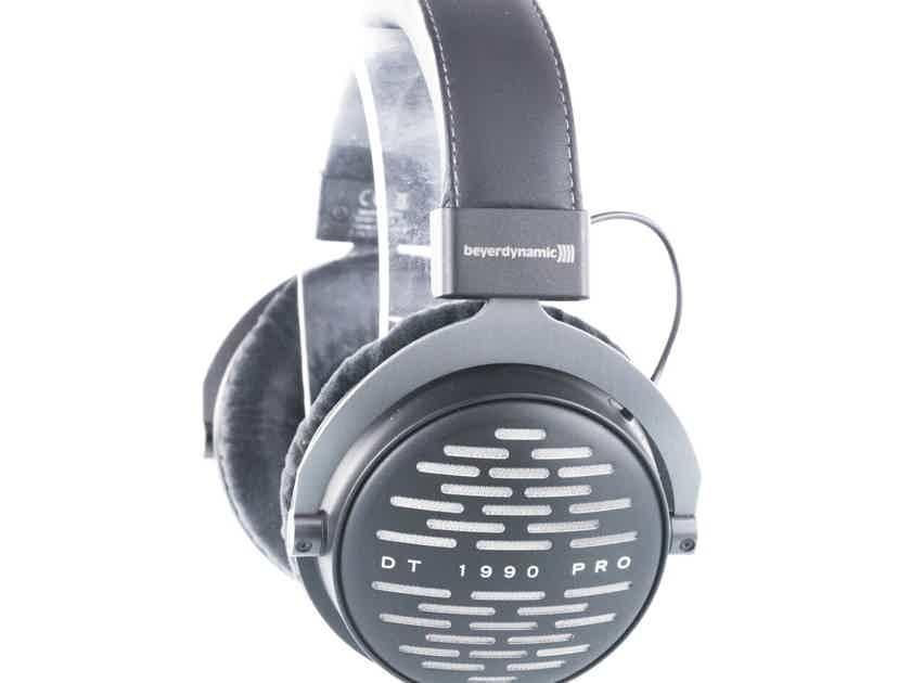 Beyerdynamic DT 1990 Pro Open Back Headphones; Professional Reference; DT1990 (21429)