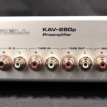 Krell KAV-280p