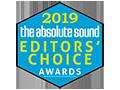 TAS EDITOR'S CHOICE AWARD 2019 for Voxativ's 9.87 speakers
