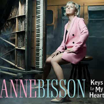 Ann Bisson Keys To My Heart 180g 45RPM One Step Vinyl