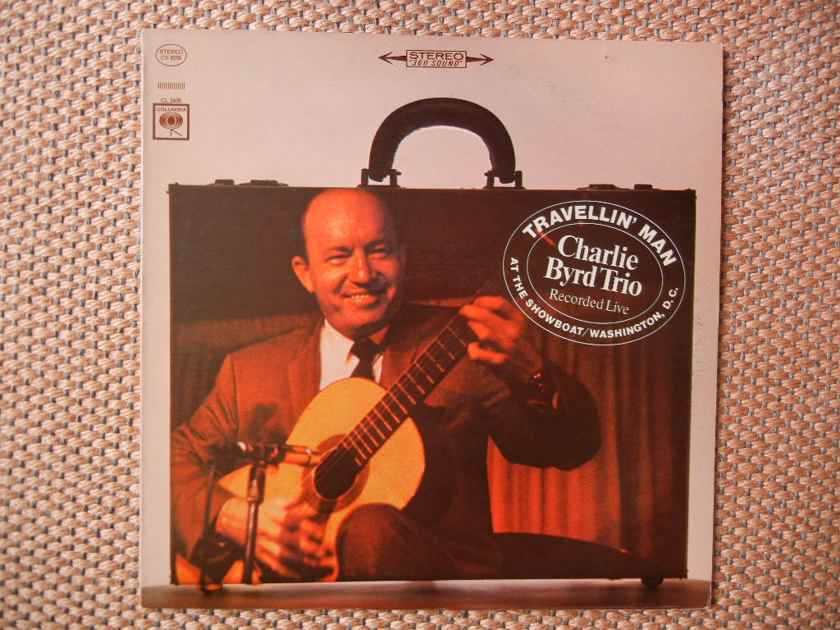 Charlie Byrd - Travellin' Man Columbia Stereo CL-9235 (Demonstration Not For Sale)