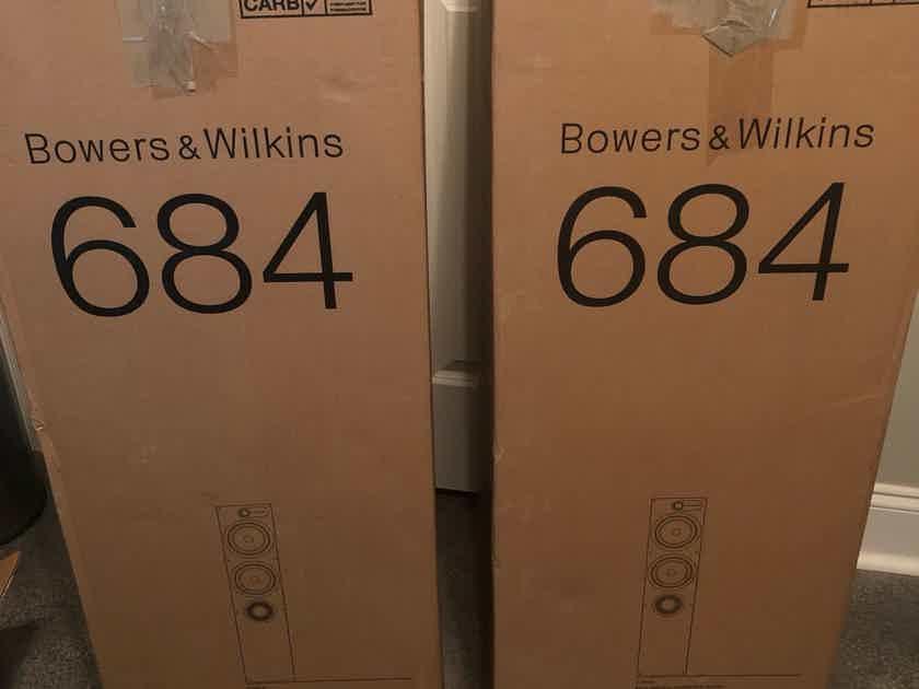 B&W (Bowers & Wilkins) 684