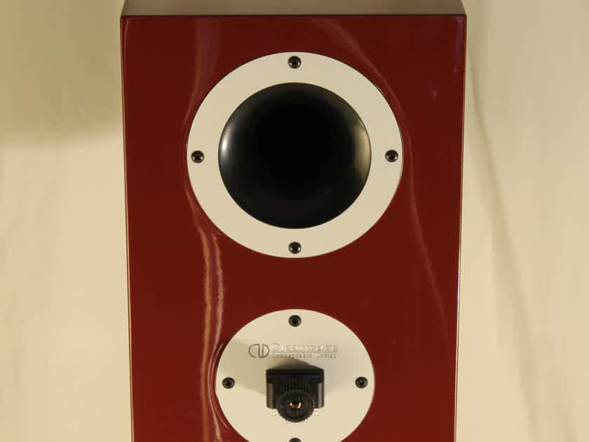 Clearwave Loudspeaker Design Resolution S top Scan Speak drivers!